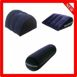 Sex Pillow Aid Inflatable Love Position Cushion Couple Furniture Bounce Chair. $12.99