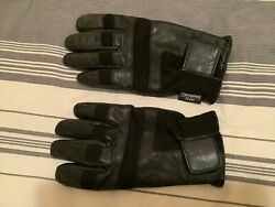Men#x27;s Cabela#x27;s 2XL 3M Thinsulate 40 Gram Insulated Black Leather Driving Gloves $19.99