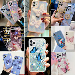 For Iphone 13 Pro Max 12 11 XS Max XR 7 8 Cute Shockproof Girls Phone Case Cover $7.97