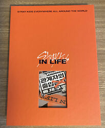 Stray Kids IN生 In Life Orange A Ver. NO MEMBER PHOTOCARD $6.00