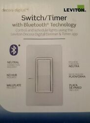 Leviton Switch timer