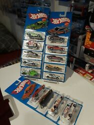 HOT WHEELS TARGET EXCLUSIVE RETRO SERIES VINTAGE lot of 14 cars MIP some VHTF $35.00