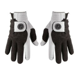 Footjoy Mens StaSof Winter Golf Glove 1Pair 66801 Pick Size $44.95