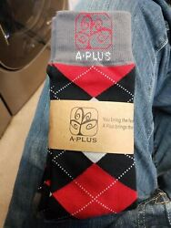 A Plus Socks One Pair $4.80