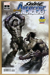 Savage Avengers #1 Parrillo MIDTOWN Variant Cover $9.99