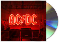 AC DC ** Power Up **BRAND NEW FACTORY SEALED CD $11.96