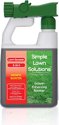 Simple Lawn Solutions Extreme Grass Growth Lawn Booster Quality Liquid Spray amp; $30.55