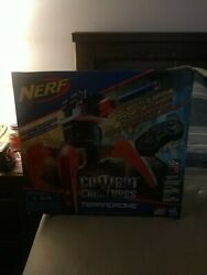 Nerf Combat Creatures Terradrone RC Battle Drone New Sealed Box $170.00
