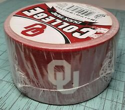 College NCAA Duck Brand Duct Tape NIP You pick team RARE DISCONTINUED $49.99