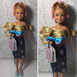 Barbie Stacie Skirt amp; Top Outfit Clothes $11.99