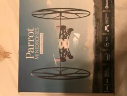 parrot mini drone rolling spider $42.36