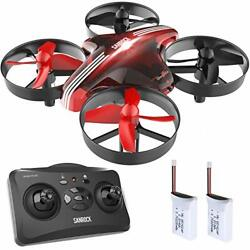 Mini Drones for Kids and Beginners RC Helicopter Plane Support Headless Mode $33.10