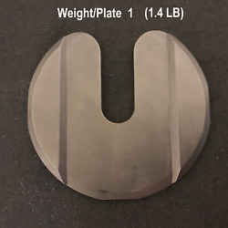 Nautilus Bowflex SERIES 1 552 Dumbbells Replacement Weight Plate #1 1.4lb $30.00