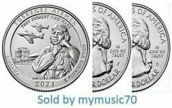 2021 PD Tuskegee Airmen National Historic Site Alabama AL *ON HAND* *ON HAND* $1.95