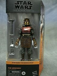 Star Wars Black Series NEW * The Armorer * Mandalorian Figure 6 Inch Hasbro $27.95