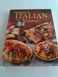 Grandma#x27;s Italian Kitchen Cook book $22.50