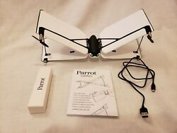 Parrot Drone Parrot SWING Mini Plane White Tested Very Good $50.00