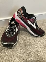 Brooks Ghost 10 Womens Sz 8.5 Running Shoes $29.97