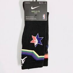 NEW Nike Elite Jordan Jumpman 2020 NBA All Star Socks Men 8 12 $29.99