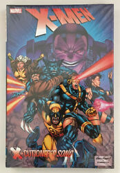 X MEN X CUTIONER#x27;S SONG Hardcover HC FACTORY SEALED NM $35.00