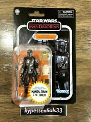 Star Wars Vintage Collection VC177 Din Djarin The Mandalorian w The Child $44.95