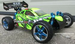 RC Brushless Electric Buggy Car HSP 1 10 Scale XSTR TOP2 LIPO 2.4G 10707 C $296.97