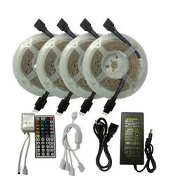 LED Strip Light RGB Background Decorative Lamp with 44 Key Remote RD $12.49