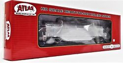 HO Scale Atlas 20001148 Undecorated 42#x27; Coil Steel Car with Fishbelly Side Sill $28.00