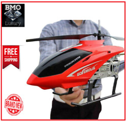 Super Large Helicopter RC Model Vehicle Remote Control Outdoor Aircraft Toy New $64.49