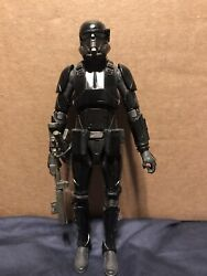Star Wars Black Series Death Trooper #25 Complete 6quot; Hasbro 2016 Rogue One $23.98