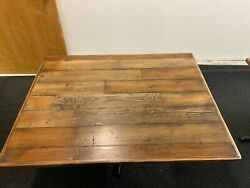 Modern Wooden Table $75.00