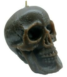 Ritual skull candle for justice finding lost objects and court case spells $5.50