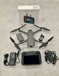 DJI Mavic 2 Pro with Smart Controller And Fly More Kit $1475.00