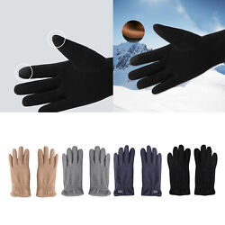 Ultra Thin Liner Under Gloves Winter Soft Thermal Fleece Touch Driving Cycling $9.30