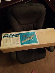 Vintage rc plane JR Sales Co. BOING TRAINER. Wingspan 53quot;. RARE $99.00