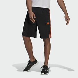adidas Designed 2 Move 3 Stripes Primeblue Shorts Men#x27;s