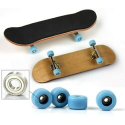 Finger Board Skateboard Novelty Kids Boys Girls Toy Gift For Party Decorations $8.99