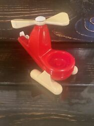 LITTLE TIKES Lot Helicopter for railroad mountain $13.99