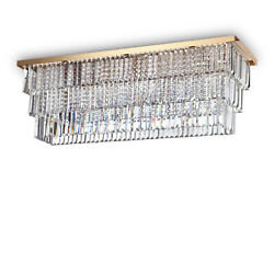 Ceiling Contemporary With Crystals DL0155 $1287.70