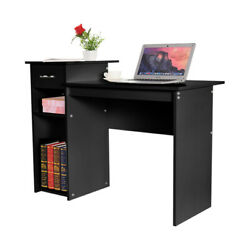 Home Desktop Computer Desk With Lockers Home Small Desk Dormitory Study Table $59.99