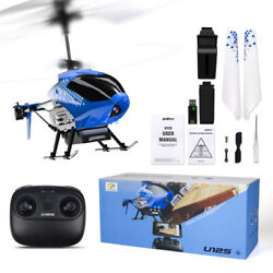 Cheerwing U12S Mini RC Helicopter Camera Remote Control Helicopter for Kids Blue $35.98