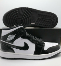 Nike Air Jordan 1 Mid SE Carbon Fiber All Star 2021 DD2192 001 Men#x27;s amp; GS Sizes $179.97