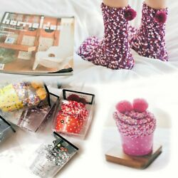 Women Socks Soft CUPCAKE Fluffy Cozy Floor Bed Socks Casual Winter Birthday Gift $6.49