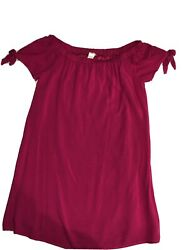 Forever 21 Girls Size 11 12 Hot Pink Dress $9.00