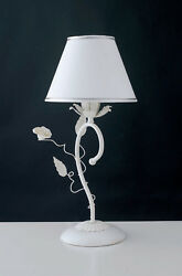 Lumetto Contemporary With Roses 1 Light Lgt Bouquet LP White $97.76