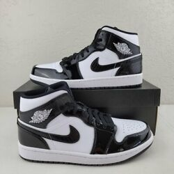 Nike Air Jordan 1 Mid SE ASW All Star Weekend Carbon Fiber DD1649 001 MEN Size $184.99