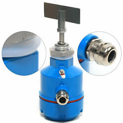 Rotary Level Switch Thread Type Object Detector Sensor Stainless bin indicator $75.05