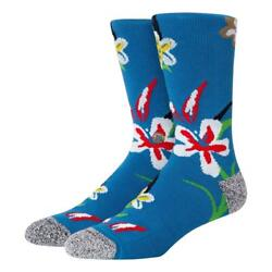 Stance #x27;Our Roots#x27; Crew Men#x27;s Socks Crew Infiknit Size Large 9 13 NEW $13.99