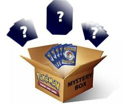 CHEAP CHEAP POKEMON MYSTERY BOX $7.00