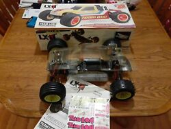 VINTAGE LXT NEW BUILD VINTAGE LOSI VINTAGE RC CAR VINTAGE RC MOTOR $900.00